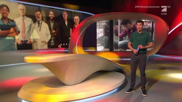 Galileo - Galileo - Dienstag: Die Helden Des Alltags In Der Corona-krise