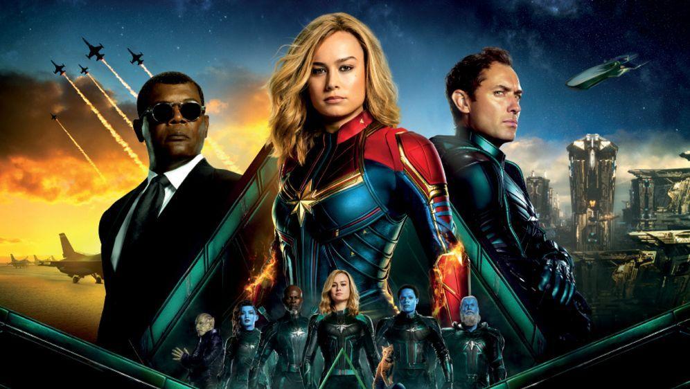 Captain Marvel - Bildquelle: Marvel Studios 2019