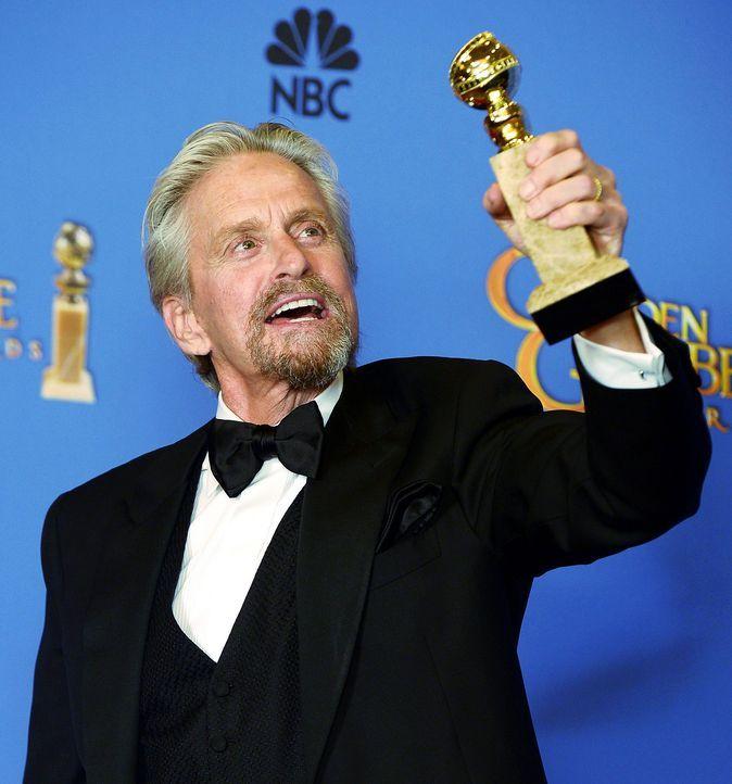 Golden-Globe-Michael-Douglas-14-01-12-dpa - Bildquelle: dpa