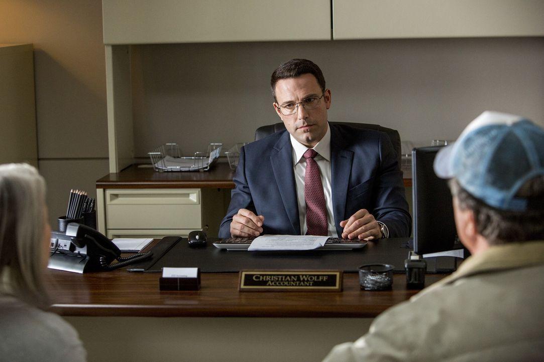 Christian Wolff (Ben Affleck) - Bildquelle: Warner Bros.