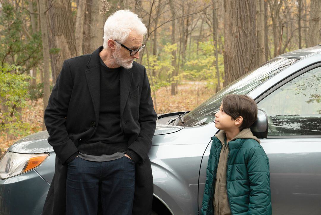 Paul LeBlanc (John Slattery, l.) Ethan Salazar (Evan Whitten, r.) - Bildquelle: 2019-2020 Twentieth Century Fox Film Corporation.  All rights reserved