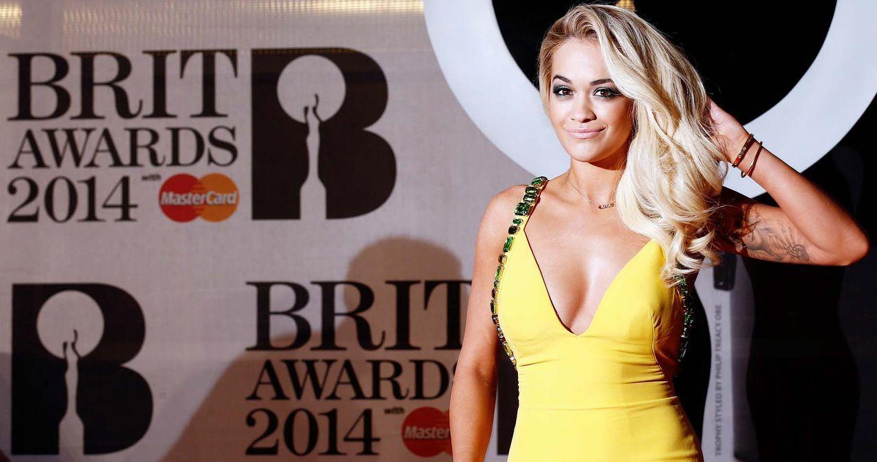 Brit-Awards-Rita-Ora-14-02-19-AFP - Bildquelle: AFP