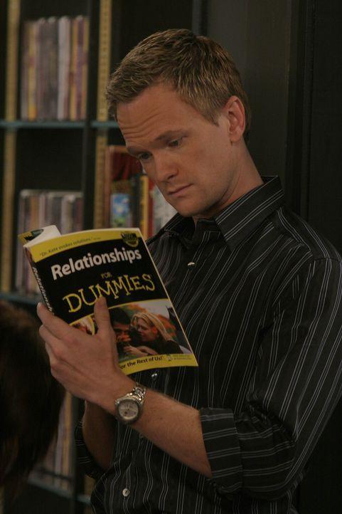 Hat er eine ungewöhnliche Idee: Barney (Neil Patrick Harris) ... - Bildquelle: Robert Voets 20th Century Fox International Television