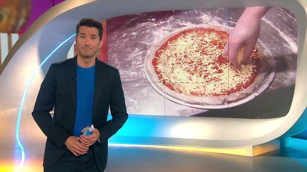 Galileo - Galileo - Donnerstag: Die Pizza Der Zukunft