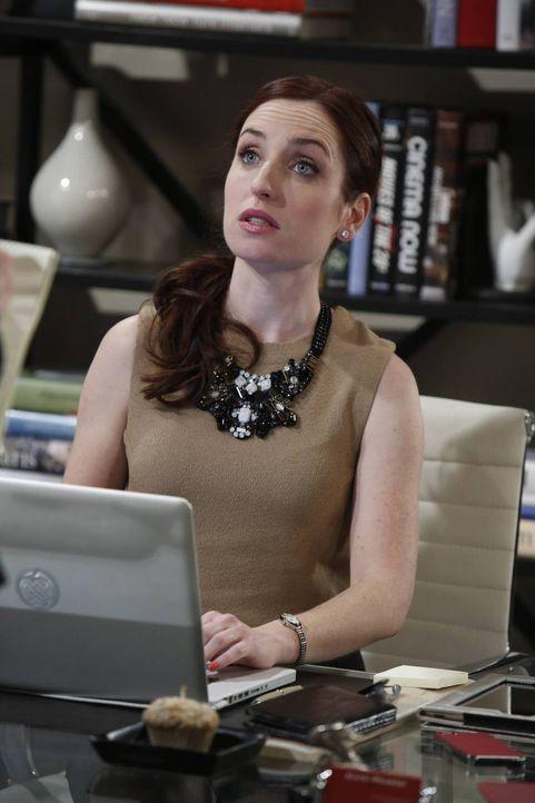 Noch ahnt Kate (Zoe Lister-Jones) nicht, wie sich ihr Date noch entwickeln wird ... - Bildquelle: 2013 CBS Broadcasting, Inc. All Rights Reserved.