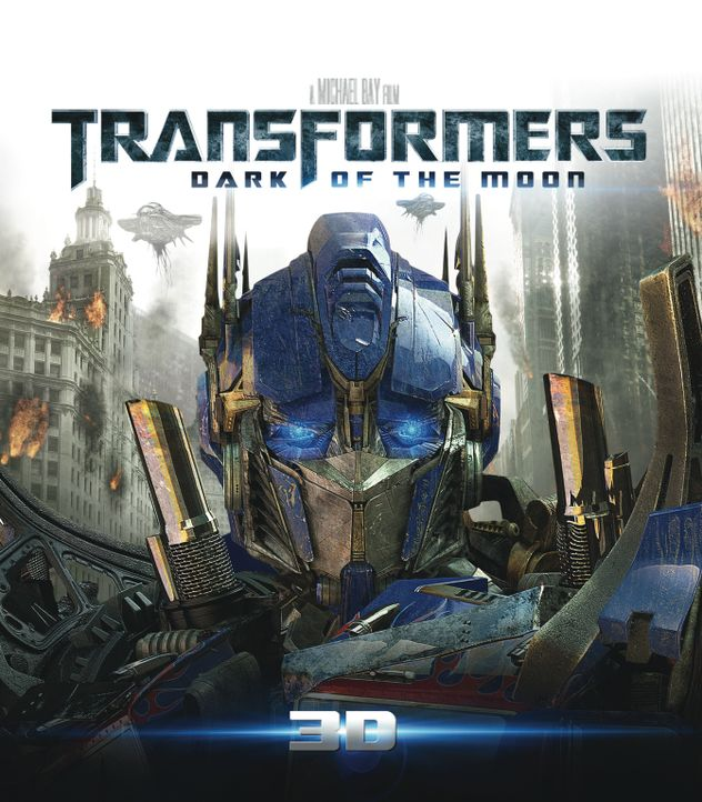 TRANSFORMERS 3 - Plakatmotiv - Bildquelle: 2010 Paramount Pictures Corporation.  All Rights Reserved.