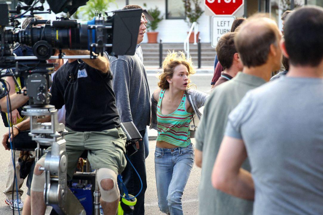 Under The Dome - Behind The Scenes - Bild vom Set der Serie29 - Bildquelle: CBS Television