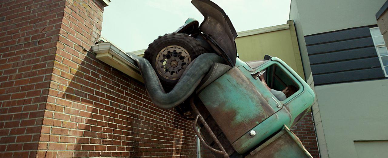 Creech hat einige Tricks parat, die anderen Trucks fehlen ... - Bildquelle: Kimberley French 2016 Paramount Pictures. All Rights Reserved. / Kimberley French