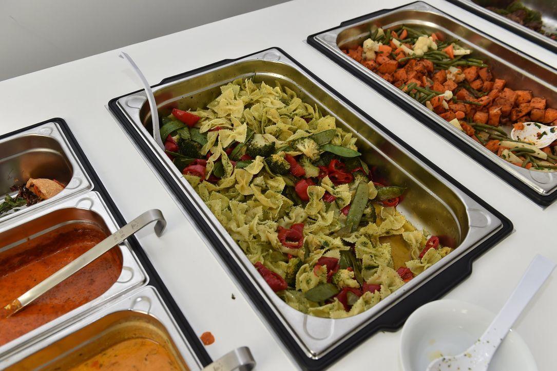 Das Catering - Bildquelle: ProSieben / Andre Kowalski