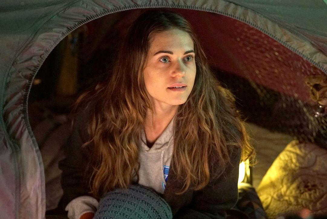 Iris Blake (Lyndsy Fonseca) - Bildquelle: Kevin Estrada 2019 Twentieth Century Fox Film Corporation.  All rights reserved. / Kevin Estrada