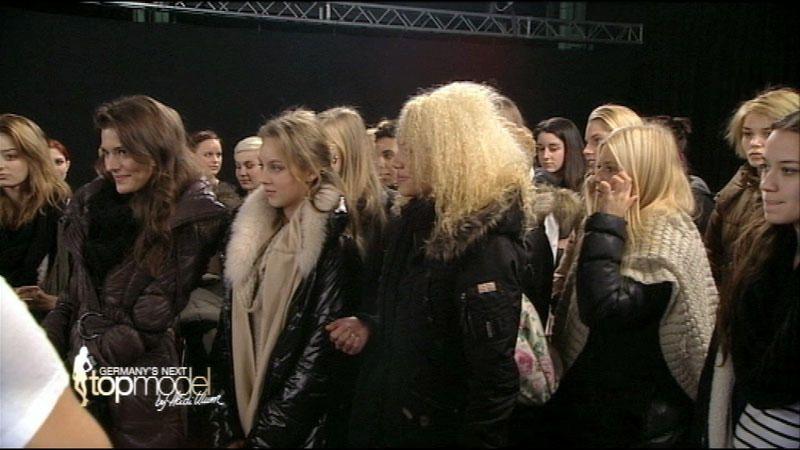 gntm-staffel07-episode-01-058jpg 800 x 450 - Bildquelle: ProSieben