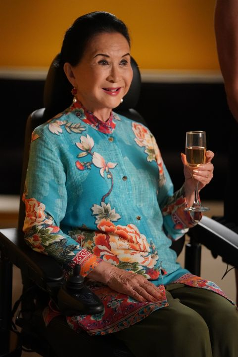 Grandma Huang (Lucille Soong) - Bildquelle: Eric McCandless 2019-2020 American Broadcasting Companies.  All rights reserved. / Eric McCandless