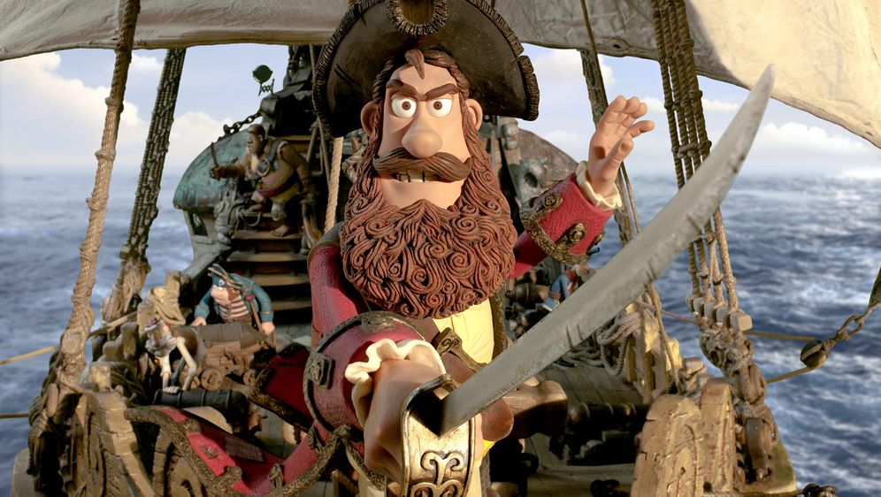 Die Piraten - Ein Haufen merkwürdiger Typen - Bildquelle: 2012 Sony Pictures Animation Inc. All Rights Reserved.