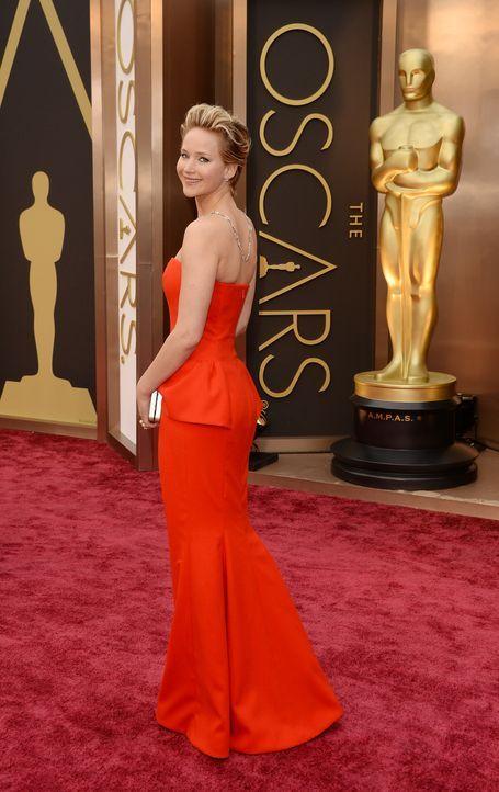 Jennifer Lawrence - Bildquelle: getty AFP