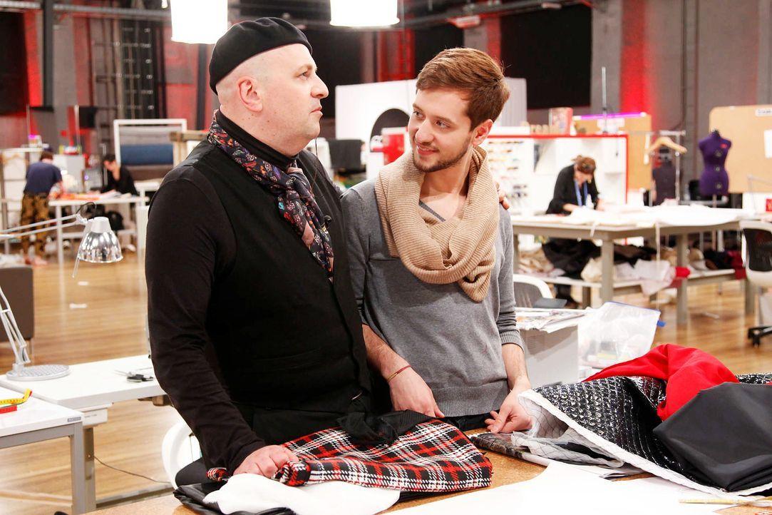Fashion-Hero-Epi05-Atelier-26-ProSieben-Richard-Huebner - Bildquelle: Richard Huebner