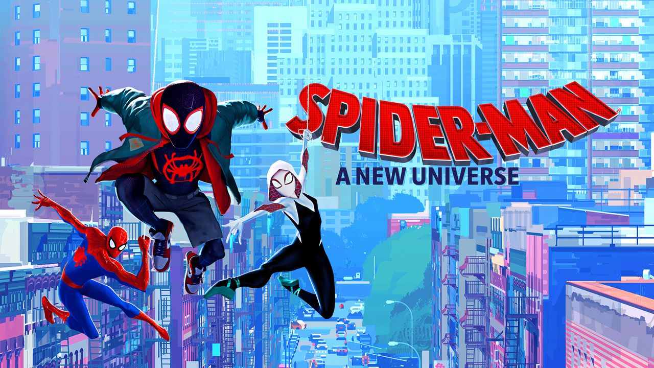 Spider-Man: A New Universe - Artwork - Bildquelle: 2018 Sony Pictures Animation Inc. All Rights Reserved. | MARVEL and all related character names: © & TM 2021 MARVEL.