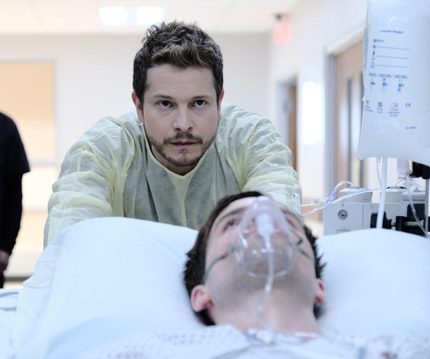 Dr. Conrad Hawkins (Matt Czuchry) - Bildquelle: Guy D'Alema 2019-2020 Twentieth Century Fox Film Corporation.  All rights reserved. / Guy D'Alema