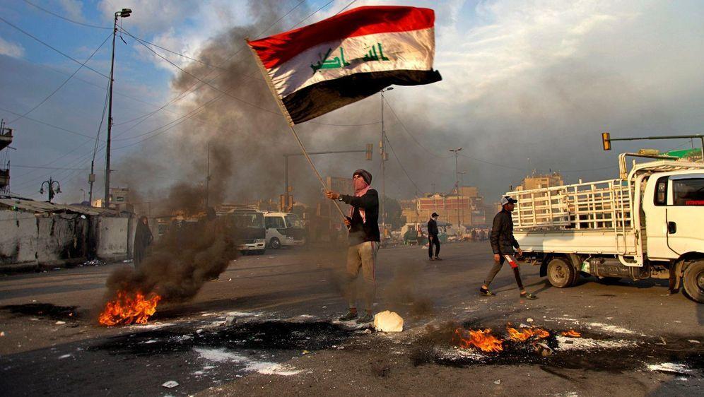 - Bildquelle: Khalid Mohammed/AP/dpa