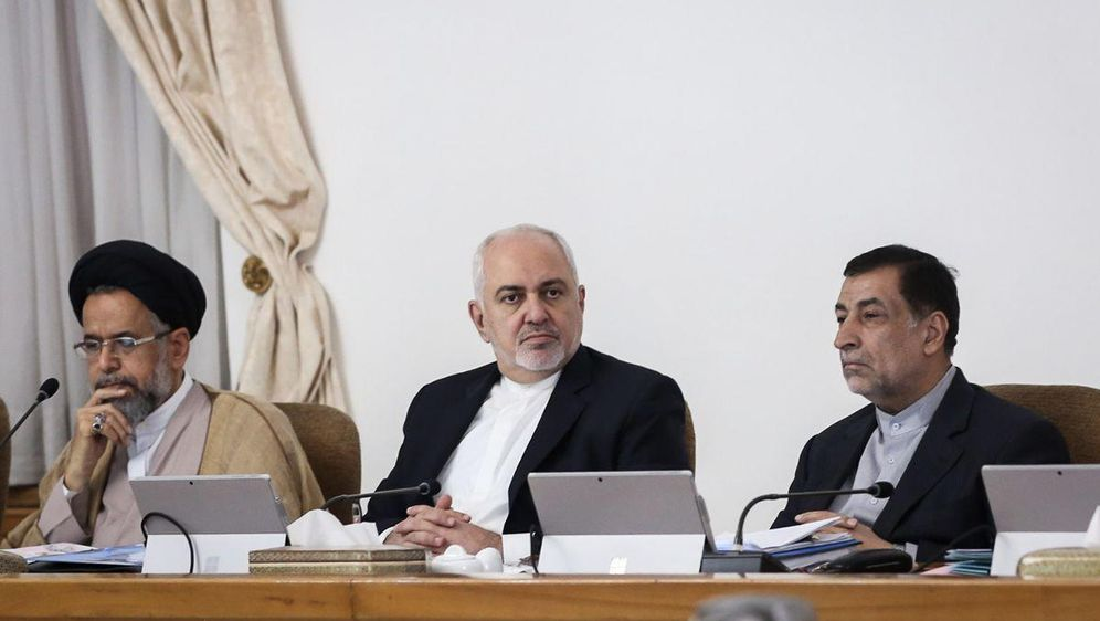 - Bildquelle: Iranian Presidency /dpa