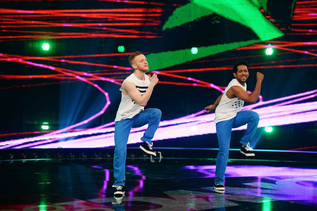 Got-To-Dance-Tilim-und-Marcel-06-SAT1-ProSieben-Willi-Weber - Bildquelle: SAT.1/ProSieben/Willi Weber