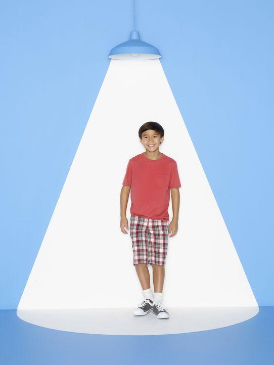 (2. Staffel) - Emery Huang (Forrest Wheeler) gehört im Gegensatz zu seinem Bruder Eddie zu den coolen auf dem Pausenhof ... - Bildquelle: 2015-2016 American Broadcasting Companies. All rights reserved.