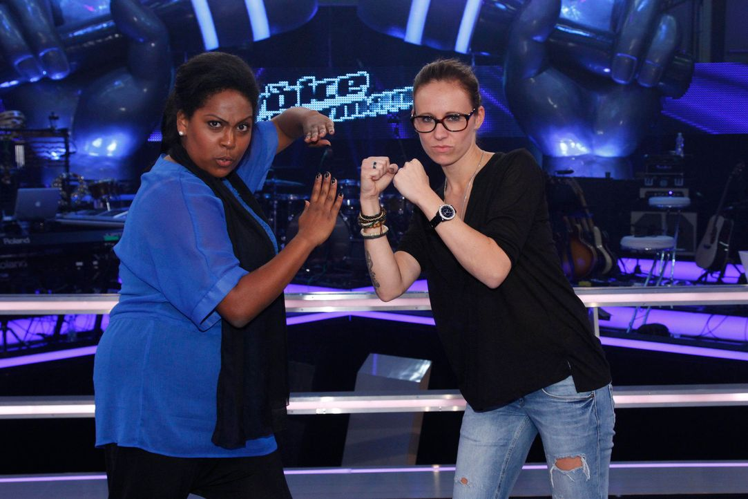 battle-menna-vs-july-01-the-voice-of-germany-huebnerjpg 2160 x 1440 - Bildquelle: SAT.1/ProSieben/Richard Hübner