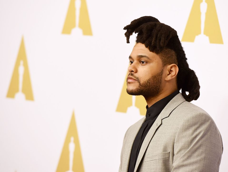 Oscar-Nominees-Luncheon-The-Weeknd-160208-getty-AFP - Bildquelle: getty-AFP
