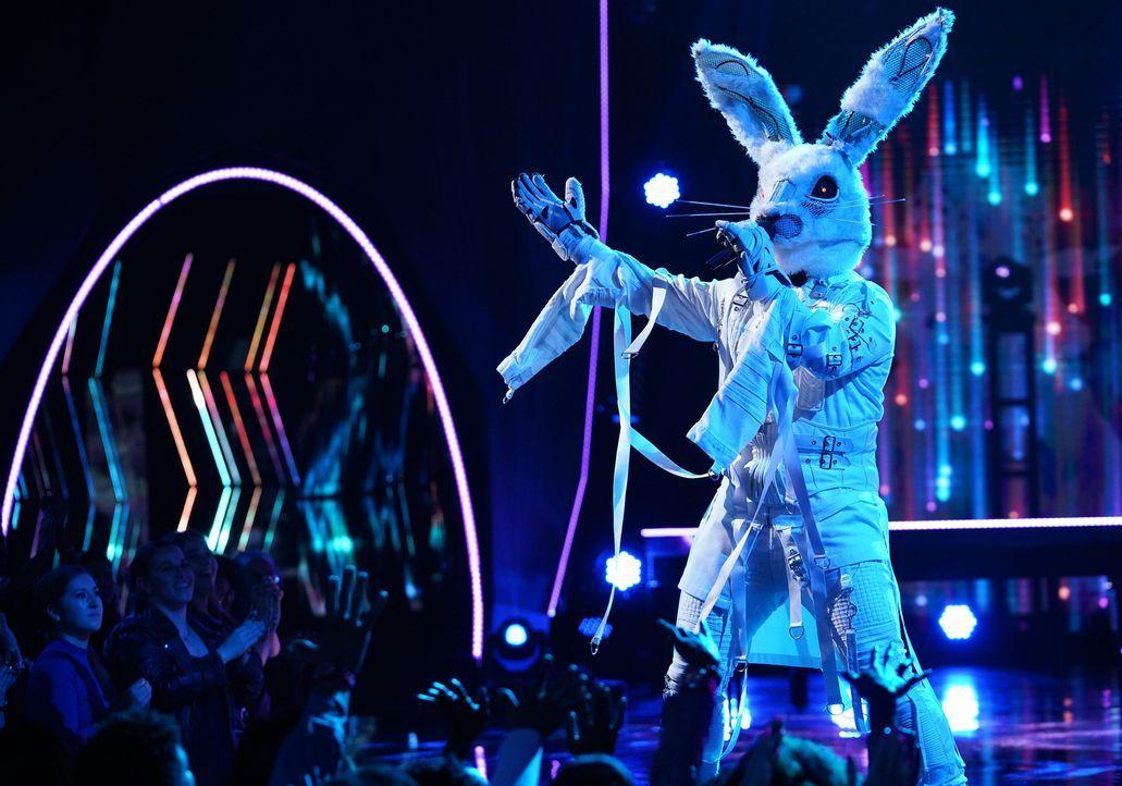 """Wie in den USA (Bild) treten in der neuen ProSieben Show """"The Masked Singer"""" Stars aus allen Lebensbereichen in opulenten, aufwendigen Kostümen an,... - Bildquelle: FOX"""