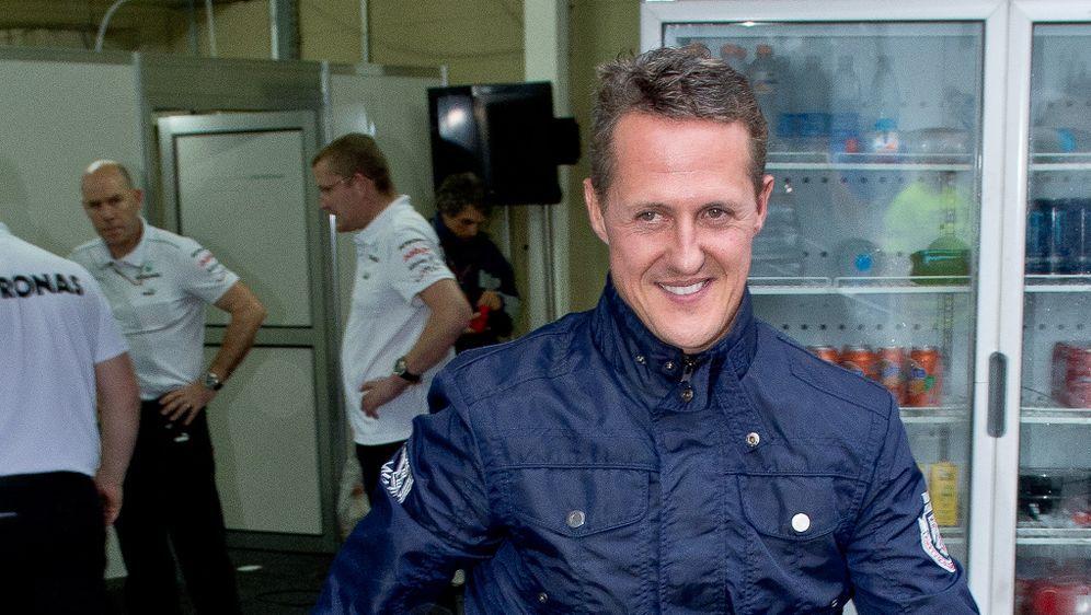Schumacher Wachkoma