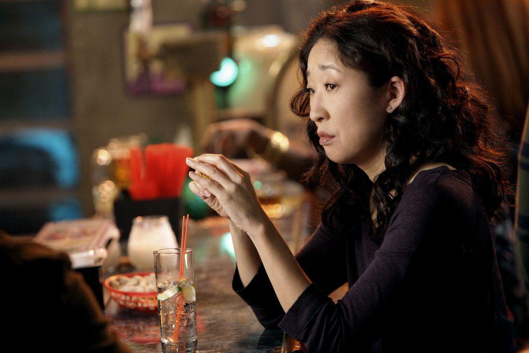 Während Owen offizielle Bewerbungsgespräche für die Stelle des leitenden Assistenzarztes veranlasst, wird Cristinas (Sandra Oh) Verhalten immer a... - Bildquelle: ABC Studios