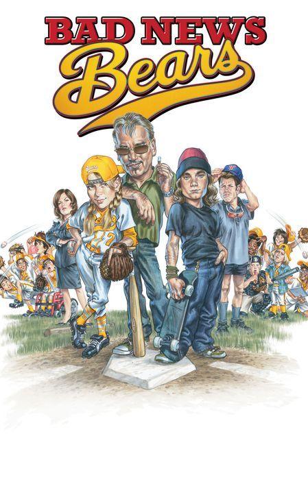 Der ehemalige Profi-Baseball-Spieler Morris Buttermaker steht vor der nahezu unlösbaren Aufgabe, einem Haufen schwererziehbarer Kids das Baseballsp... - Bildquelle: TM &   Paramount Pictures. All Rights Reserved.