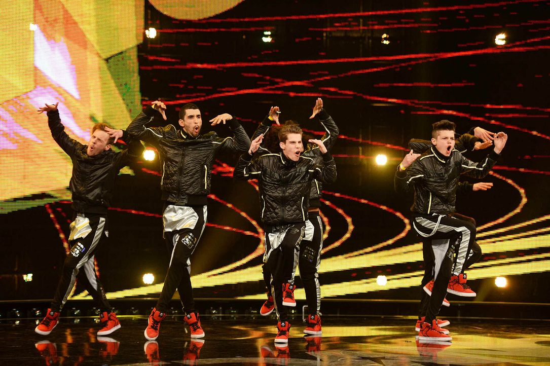 Got-To-Dance-2MAD-10-SAT1-ProSieben-Willi-Weber - Bildquelle: SAT.1/ProSieben/Willi Weber