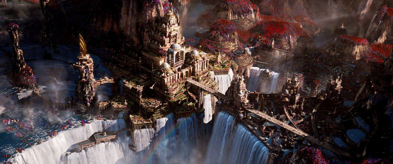 Jupiter-Ascending-11-Warner-Bros-Entertainment-Inc - Bildquelle: 2014 Warner Bros. Entertainment Inc