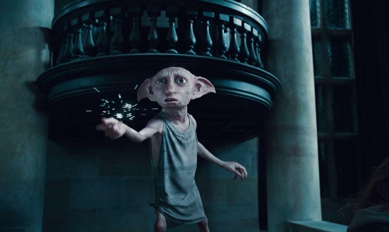 Für seinen Freund Harry Potter würde Dobby (Bild) alles tun und sich sogar selber in Lebensgefahr bringen ... - Bildquelle: 2010 Warner Bros.