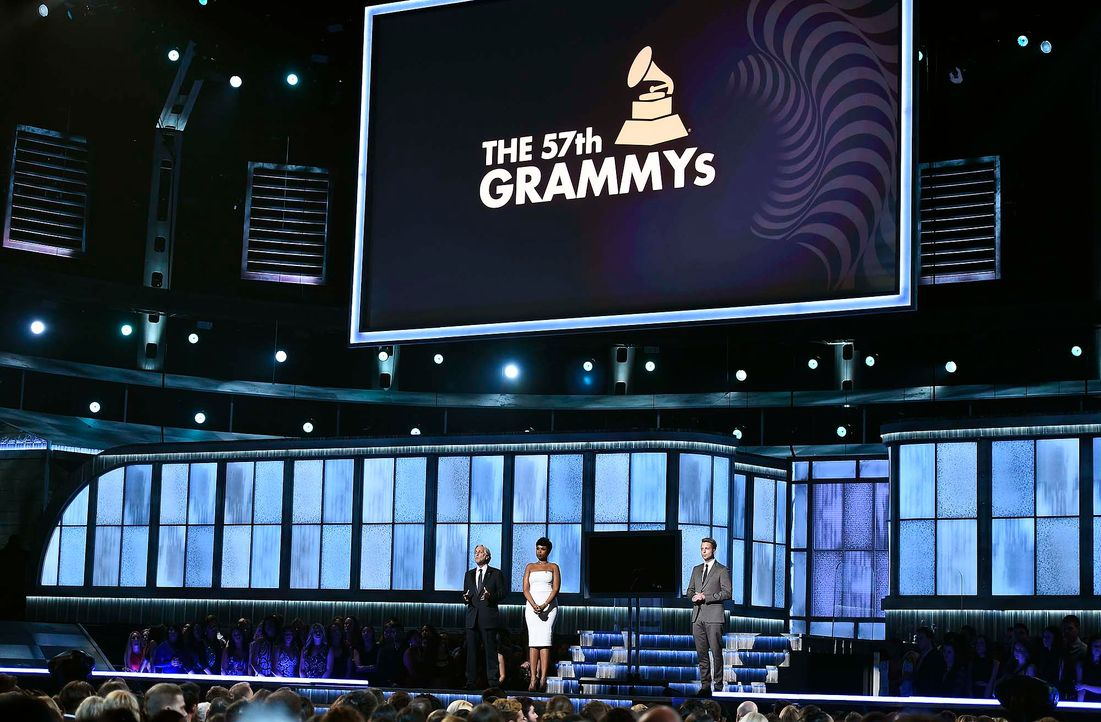 Grammy2015-150208-show-AFP (3) - Bildquelle: getty/AFP