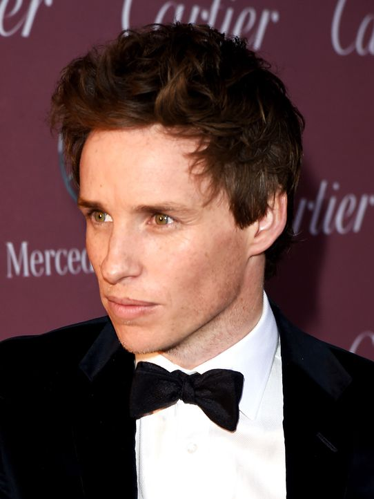 Eddie-Redmayne-150103-getty-AFP - Bildquelle: getty-AFP