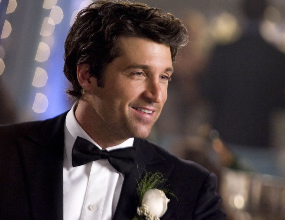 Der smarte Tom (Patrick Dempsey) ist ein Charmeur wie er im Buche steht. Doch eines Tages verliebt er sich ernsthaft - aber scheinbar erfolglos ... - Bildquelle: 2008 Columbia Pictures Industries, Inc. and Beverly Blvd LLC. All Rights Reserved.