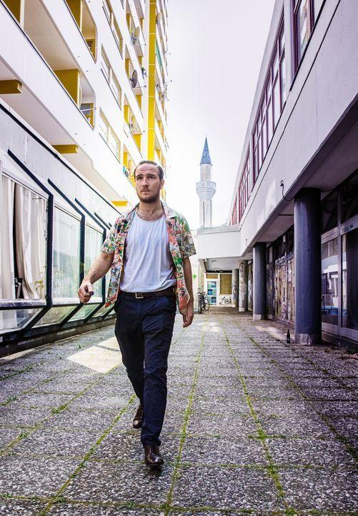 (1. Staffel) - Vince (Frederick Lau) - Bildquelle: 2017 Turner Broadcasting System Europe Limited & Wiedemann & Berg Television GmbH & Co.