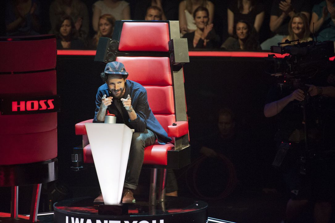 "Holt sich Max Herre ""The Voice of Germany"" in sein Team? - Bildquelle: Christoph Assmann SAT.1/ProSieben"