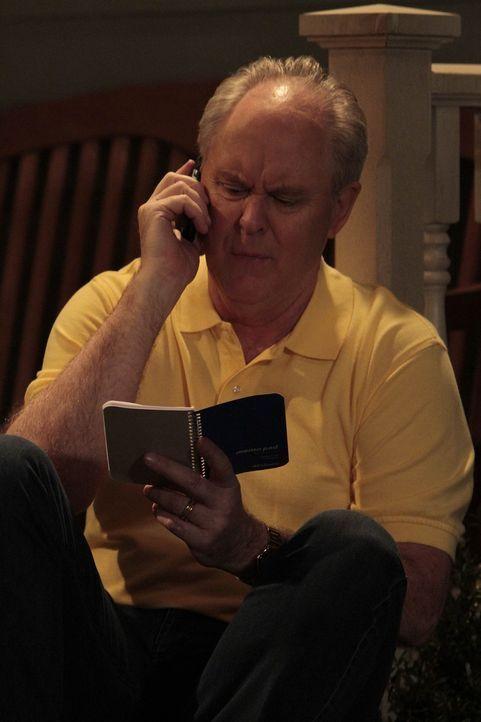 Während Barney seinen Vater Jerry (John Lithgow) besser kennenlernen möchte, trifft Robin einen Mann wieder, auf den sie schon eine ganze Weile ei... - Bildquelle: 20th Century Fox International Television