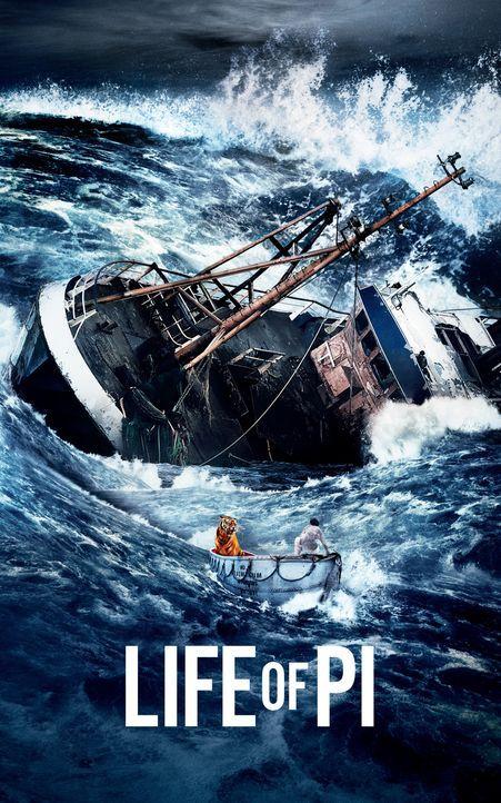 LIFE OF PI - Artwork - Bildquelle: 2012 Twentieth Century Fox Film Corporation. All rights reserved.