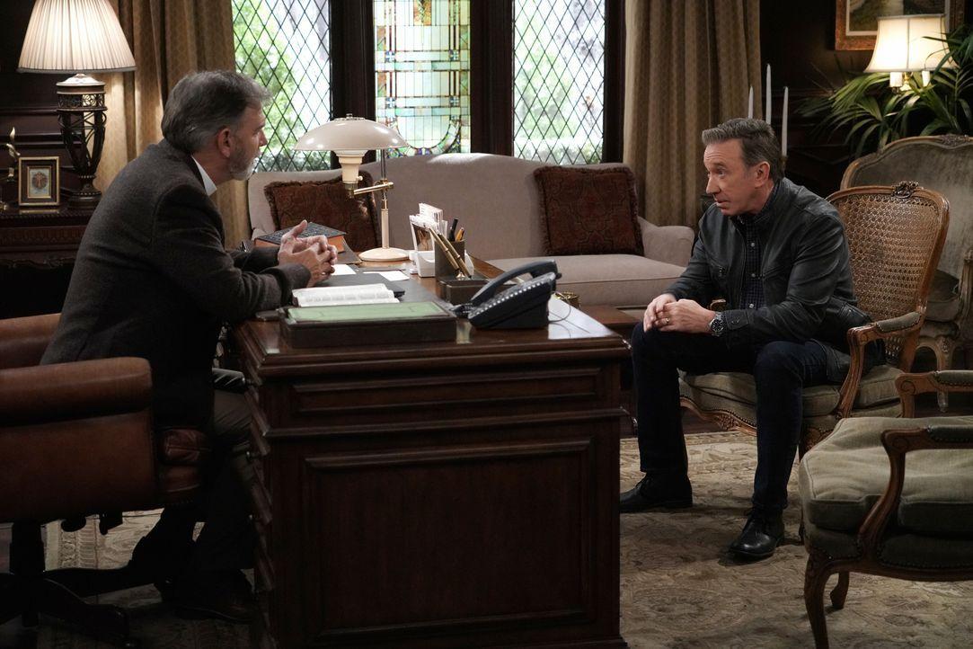 Rev. Paul (Bill Engvall, l.); Mike Baxter (Tim Allen, r.) - Bildquelle: 2018-2019 Twentieth Century Fox Film Corporation.  All rights reserved