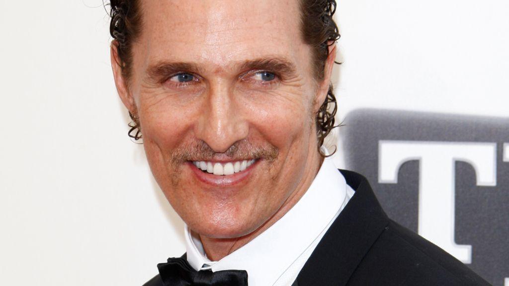 Matthew McConaughey - Bildquelle: Starbux/WENN.com