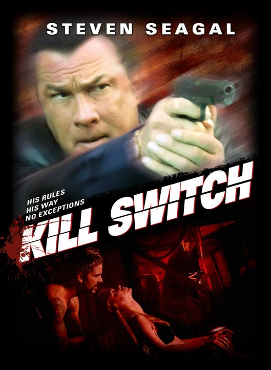 KILL SWITCH - Plakatmotiv - Bildquelle: Nu Image