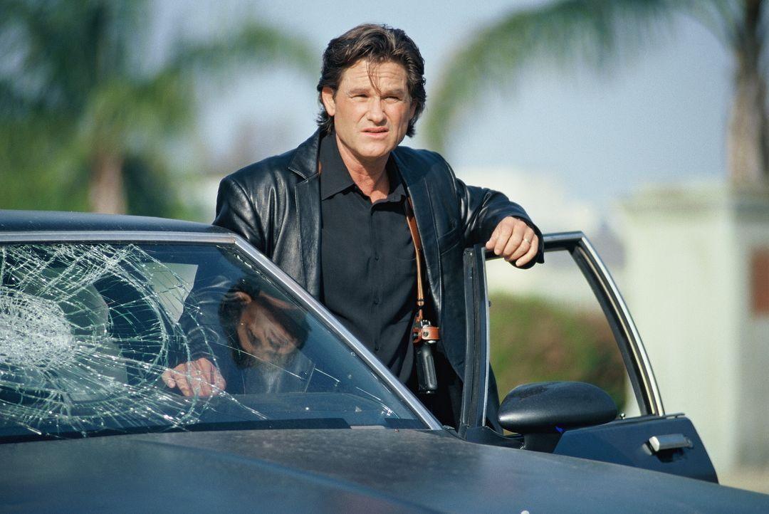 Los Angeles, 1992: Während schwere Rassenunruhen die Stadt erschüttern, steht Cop Eldon Perry (Kurt Russell) vor einem ganz anderen Problem: Seine F... - Bildquelle: Tobis Film