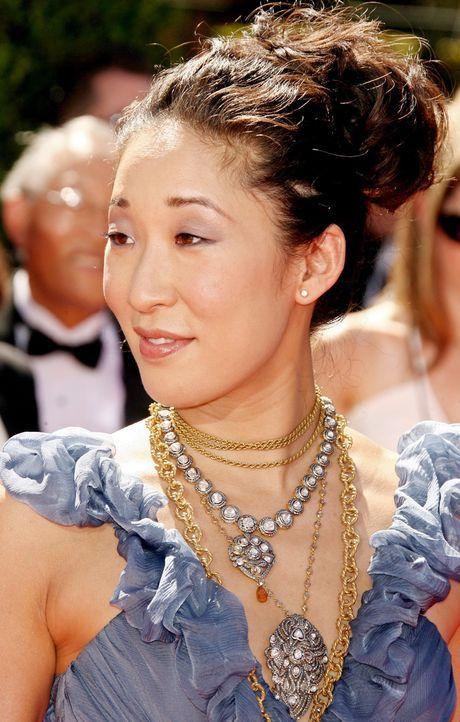 Grey's Anatomy - Darsteller: Cristina (Sandra Oh) 1273 x 2000 - Bildquelle: getty - AFP