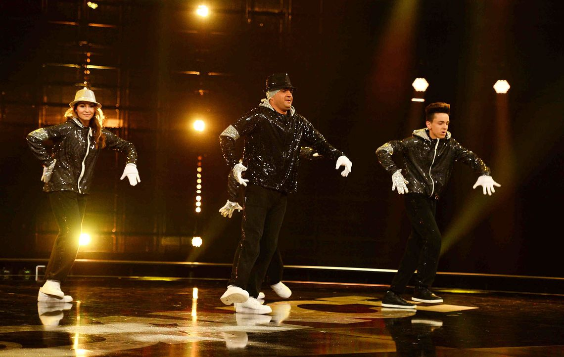 Got-To-Dance-Cosa-Nostra-03-SAT1-ProSieben-Willi-Weber - Bildquelle: SAT.1/ProSieben/Willi Weber