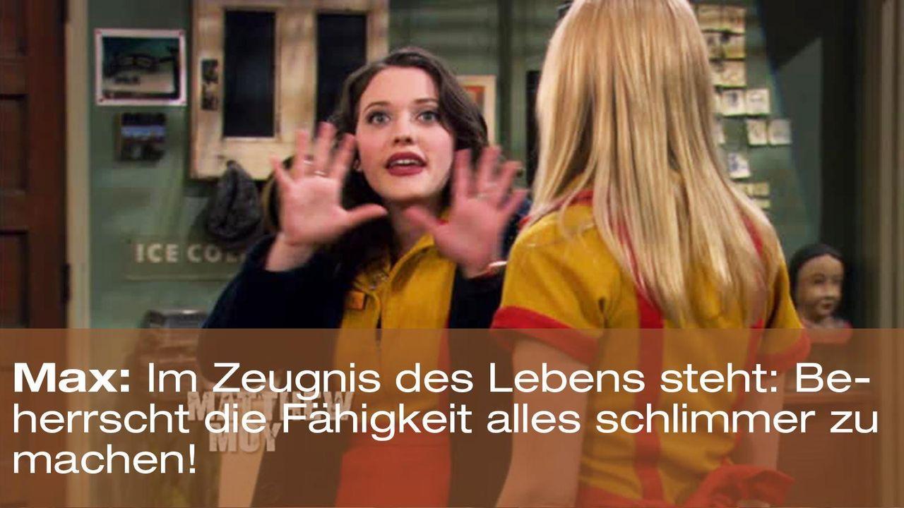 2-broke-girls-zitat-episode-15-staffel-1-unbekannte-nachbar-max-zeugnis-leben-warnerpng 1600 x 900 - Bildquelle: Warner Brothers Entertainment Inc.