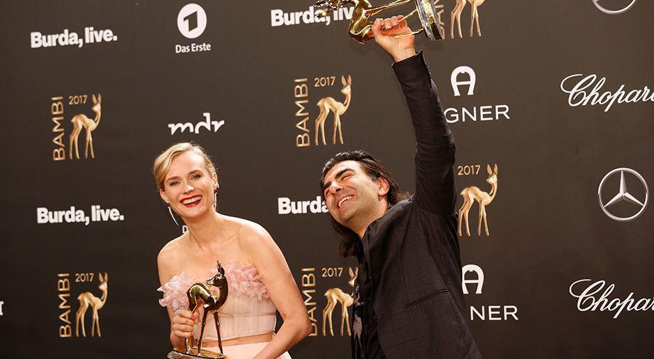 Sonderpreis der Jury - Bildquelle: Eventpress Golejewski für Hubert Burda Media