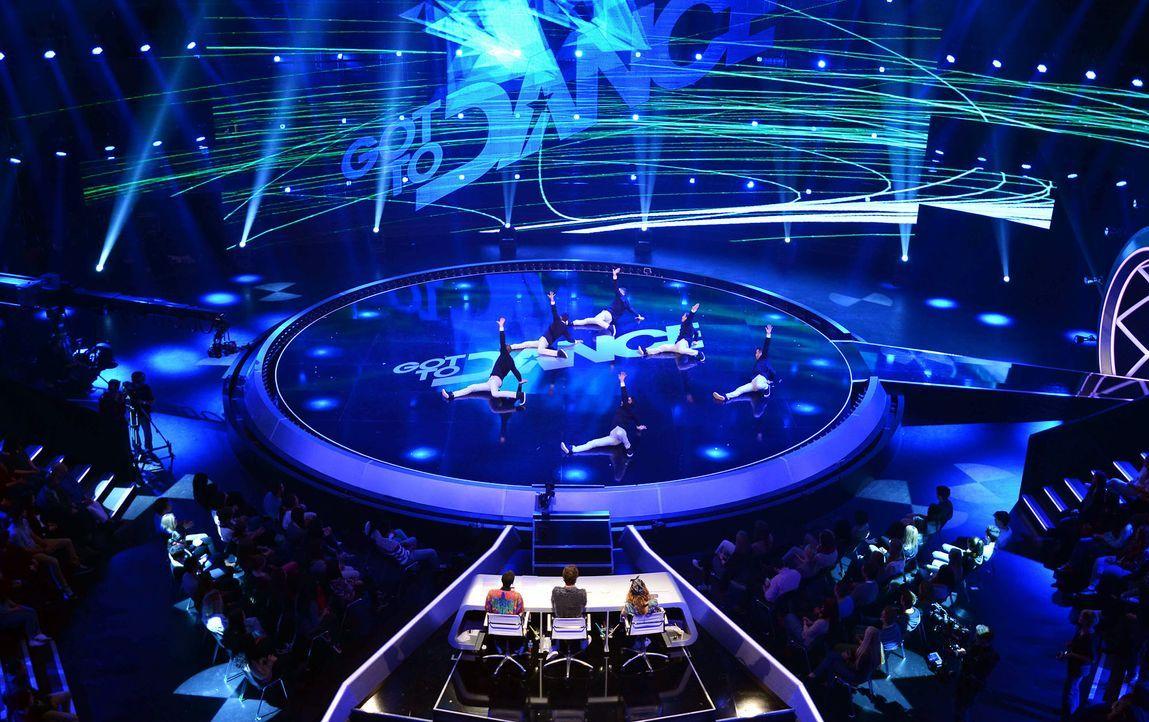 Got-To-Dance-Special-Elements-12-SAT1-ProSieben-Willi-Weber - Bildquelle: SAT.1/ProSieben/Willi Weber